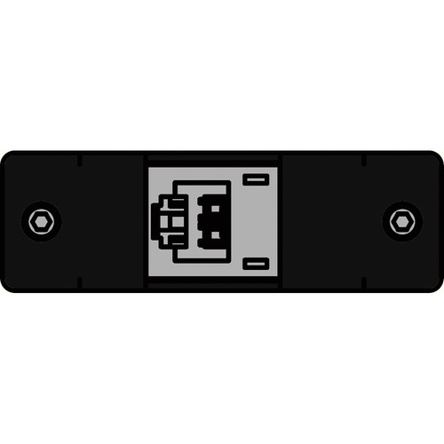FSR IPS-D714S-BLK  IPS Voice/Data Insert (Black)