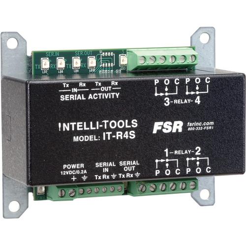 FSR IT-R4S Relay Module
