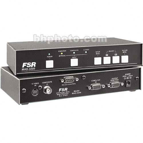 FSR MAS-3200 Scaler / Switcher