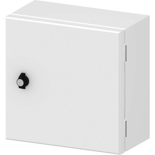 FSR Outdoor Wall Box with Solid Cover (White)