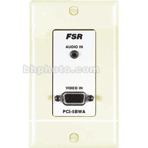 FSR PCI-5BWPAIVO Wall Plate Interface