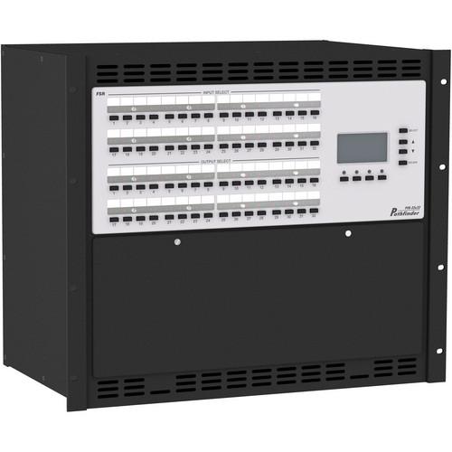 FSR PFD-24x24-HDA Pathfinder Component & Audio Matrix Switcher