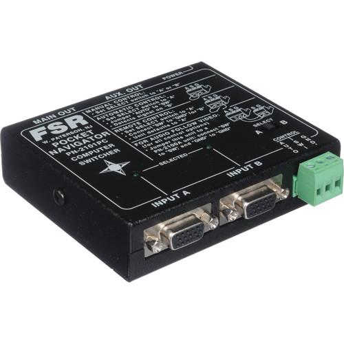 FSR PN-2101C Pocket Navigator Video Switcher (Composite Video)