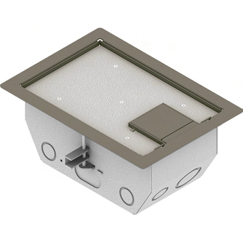 FSR RFL4.5-D2G-CLY Raised Access Floor Box (Clay)