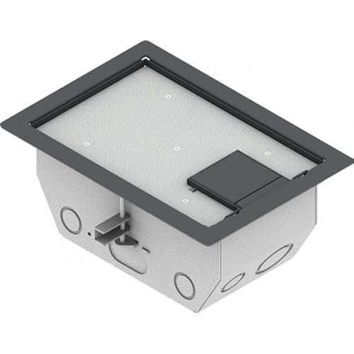 FSR RFL4.5-D2G-GRY Raised Access Floor Box (Gray)