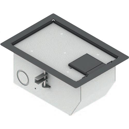 FSR RFL-DAV-GRY Raised Access Floor Box (Gray)