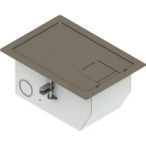 FSR RFL-DAV-SLCLY Raised Access Floor Box (Clay)