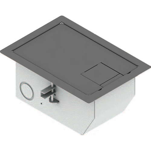 FSR RFL-DAV-SLGRY Raised Access Floor Box (Gray)