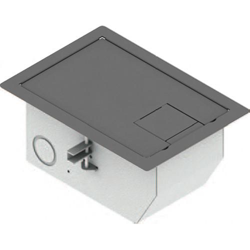 FSR RFL-DAV-SLGRY Raised Access Floor Box (Gray)