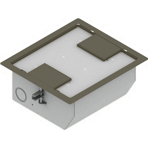 FSR RFL-QAV-DDCLY Raised Access Floor Box (Clay)