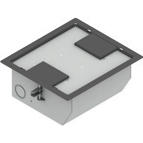 FSR RFL-QAV-DDGRY Raised Access Floor Box (Gray)