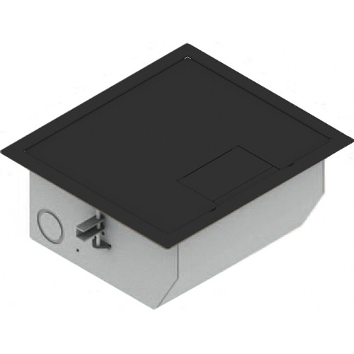 FSR RFL-QAV-SLBLK Raised Access Floor Box (Black)