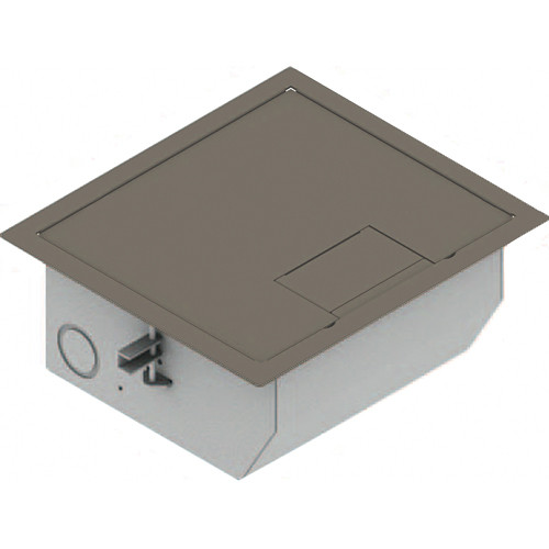 FSR RFL-QAV-SLCLY Raised Access Floor Box (Clay)