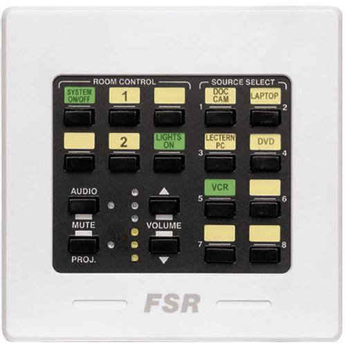 FSR RNBRP Basic Remote-Control Wall Plate for RN-8200
