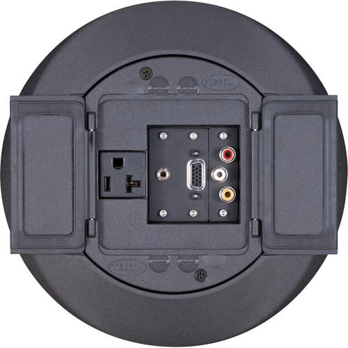 FSR SF-BLKT-CV SmartFit Cover for Tile Floors (Black)