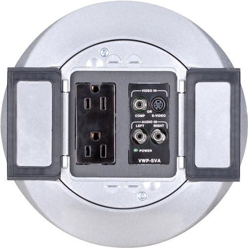 FSR SF-SC-CV SmartFit Cover for Carpeted Floors (Silver)