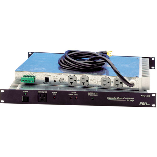 FSR SPC-20 20A Sequencing Power Conditioner