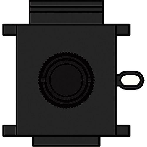 "FSR SS-MINI-BLK 1/8"" Stereo Mini-Plug (Solder-Type) Snap-In Connector (Black)"