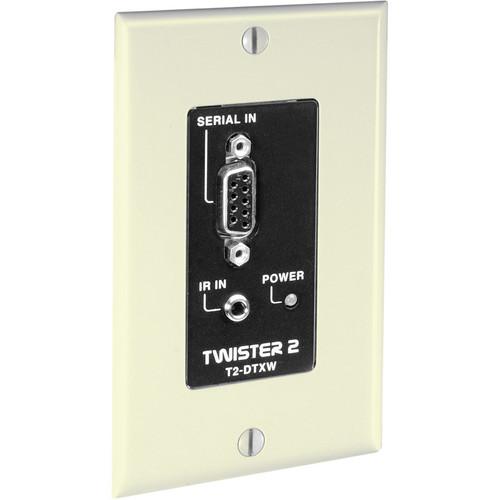 FSR T2-DTXW-IVO IR/Data Transmitter w/Wall Plate (Ivory)