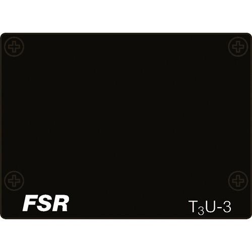 FSR T3U-3-PT Blank Plate