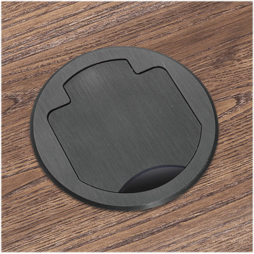FSR T3-AC2-CP-BLK Table Box (Round Black Cover)