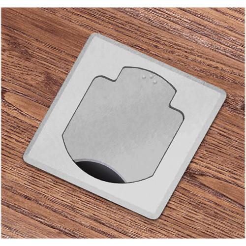 FSR T3-PC1-CP-SQALU Table Box (Square Aluminum Cover)