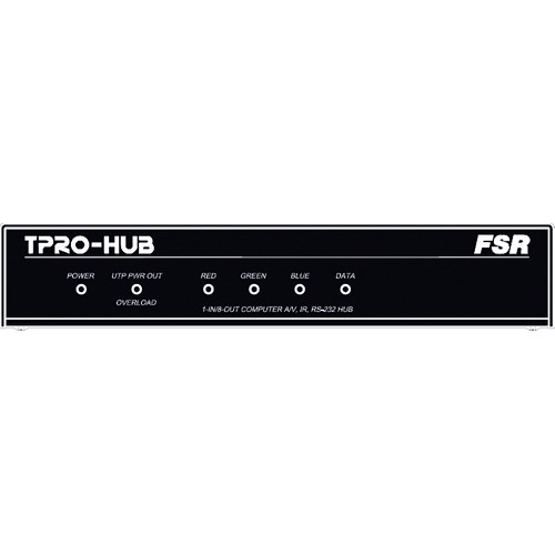 FSR TPRO-HUB 1-In/8-Out Expansion Hub