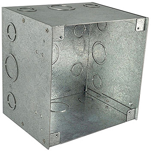 "FSR WB-3G-6 6"" Deep Wall Box"