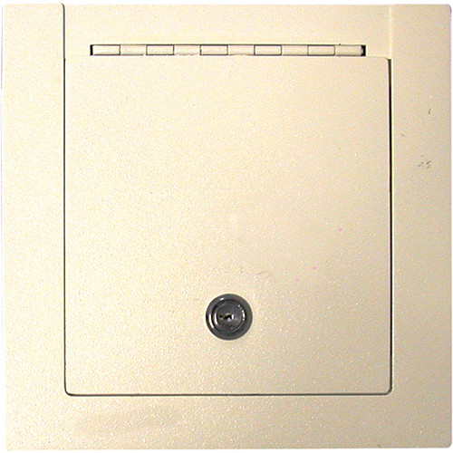 FSR WB-3G-C Locking Wall Box Cover