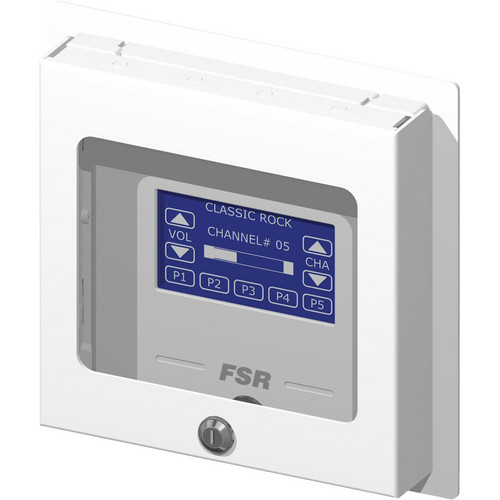 FSR Wall Box with Window (White)