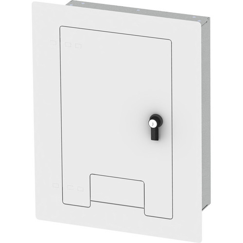 FSR WB-X1NK-GNG Wall Box (4 Gang Openings without Knock-Outs)