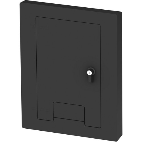 FSR WB-X1-SMCVR-BLK Surface Mount Cover for WB-X1 (Black)