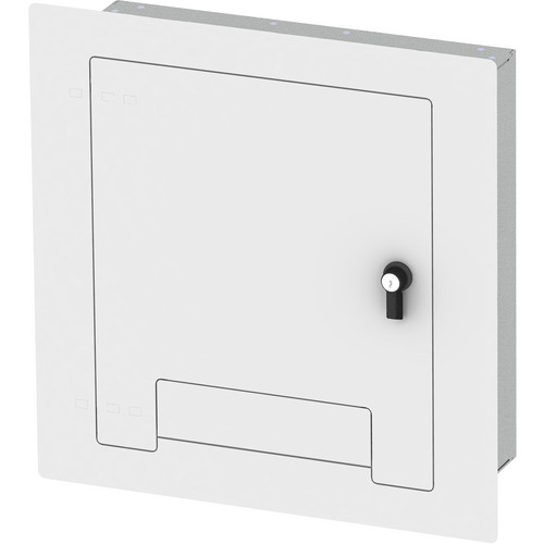 FSR WB-X2NK-GNG Wall Box (6 Gang Openings (2 x 1 & 1 x 4) without Knock-Outs)