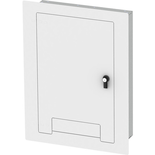 FSR WB-X3NK-GNG Wall Box (10 Gang Openings (3 x 2 & 1 x 4) Without Knock-Outs)