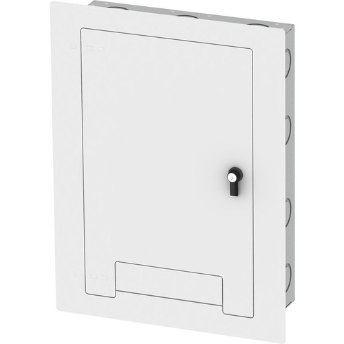 FSR WB-X3-XLR Wall Box (32 XLR Holes (4 x 8) With Knock-Outs)
