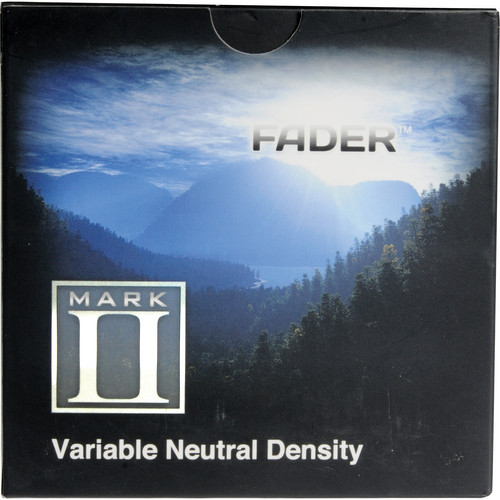 Fader Filters 72mm Mark II Variable Neutral Density Filter