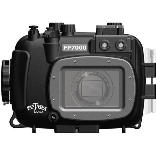 Fantasea Line FP7000 Underwater Housing for Nikon Coolpix P7000