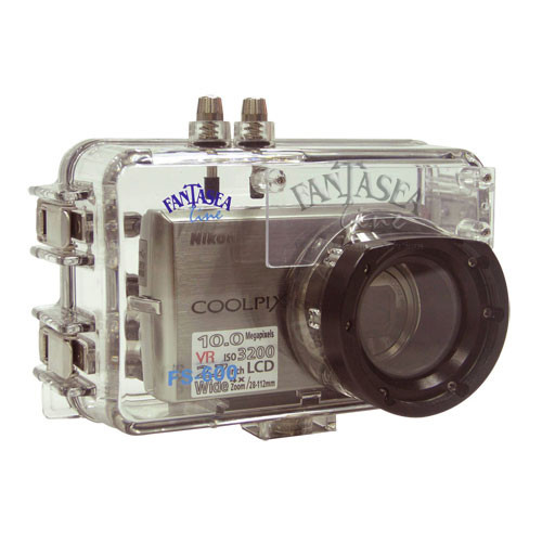 Fantasea Line FS-600 Underwater Housing for Nikon CoolPix S600