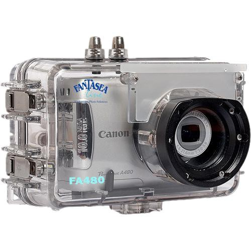 Fantasea Line FA-480 Underwater Housing for Canon PowerShot A480