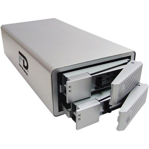 Fantom DataDock II Quad Interface Dual Drive RAID (4 TB)