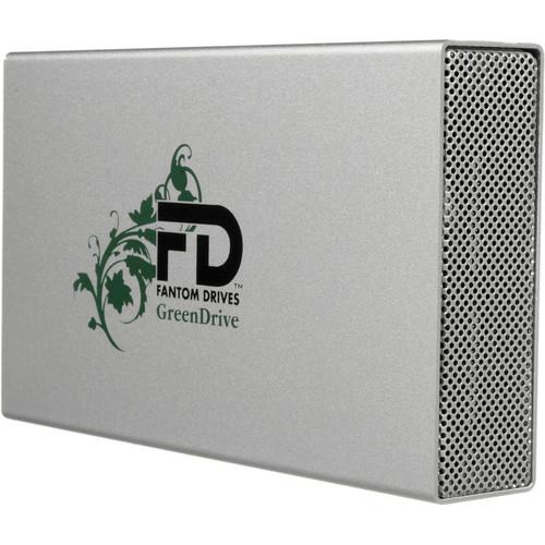 Fantom 2TB GreenDrive Quad Interface External Hard Drive
