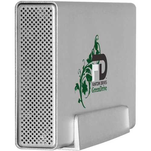 Fantom 2TB GreenDrive3 USB 3.0 External Hard Drive