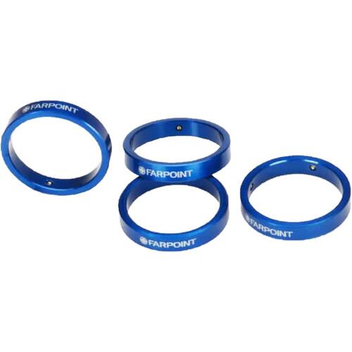 "Farpoint 1.25"" Eyepiece Parfocal Ring(4-Pack)"