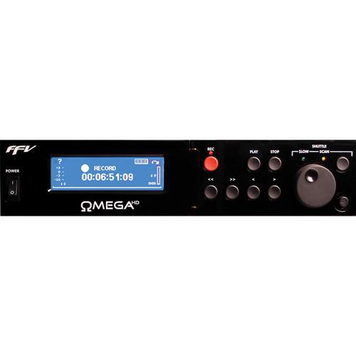 "Fast Forward Video Dual Channel Omega HD Recorder (2.5"" SATA Drives)"