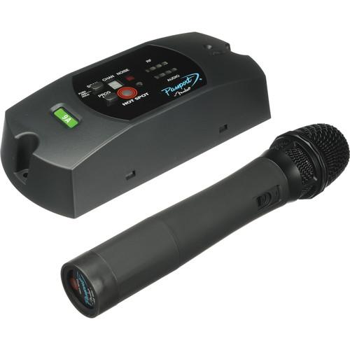 Fender 0692201000 Passport UHF Wireless Handheld System
