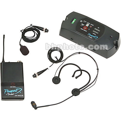 Fender Passport UHF Wireless Executive System