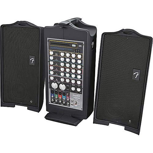 Fender Passport PD-250 Plus Portable Sound System