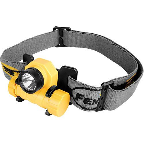 Fenix Flashlight HL21 LED Headlamp (Yellow)