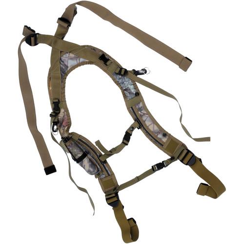 Field Optics Research BinoPod Harness System (Camo)