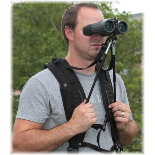 Field Optics Research BinoPod Harness System (Black)